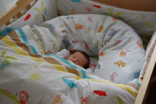 Bebe dort seul dans sa chambre pr l vement for Bebe dans sa chambre